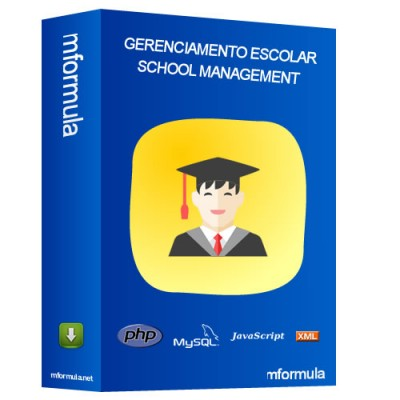 Complete School Management System for principals, teachers, parents and students