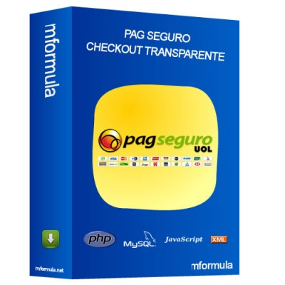 Payment Module PagSeguro Checkout Transparent