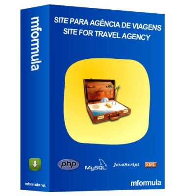 Website for Travel Agency