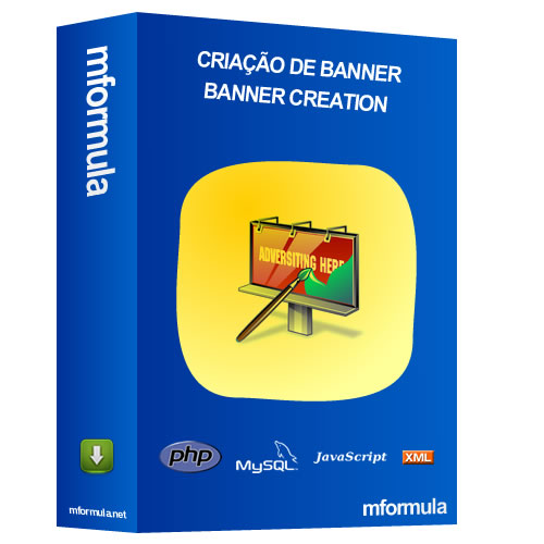 Development and Creation of Custom Banners for Web Sites and E-commerce