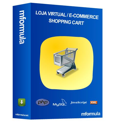 E-commerce Shopping Cart - Marketplace
