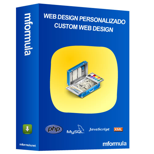 Creating and Development Web Design / Layout Custom for Sites or E-commerce